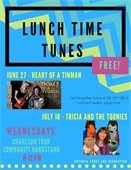 Lunch Time Tunes Flyer