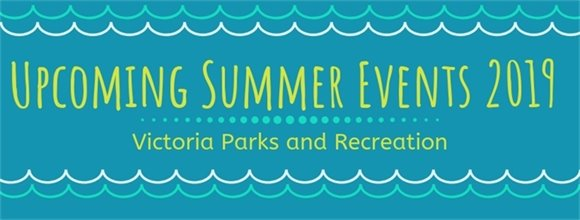 Upcoming Summer Events 2019