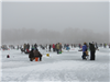 ice fishing on stieger lake
