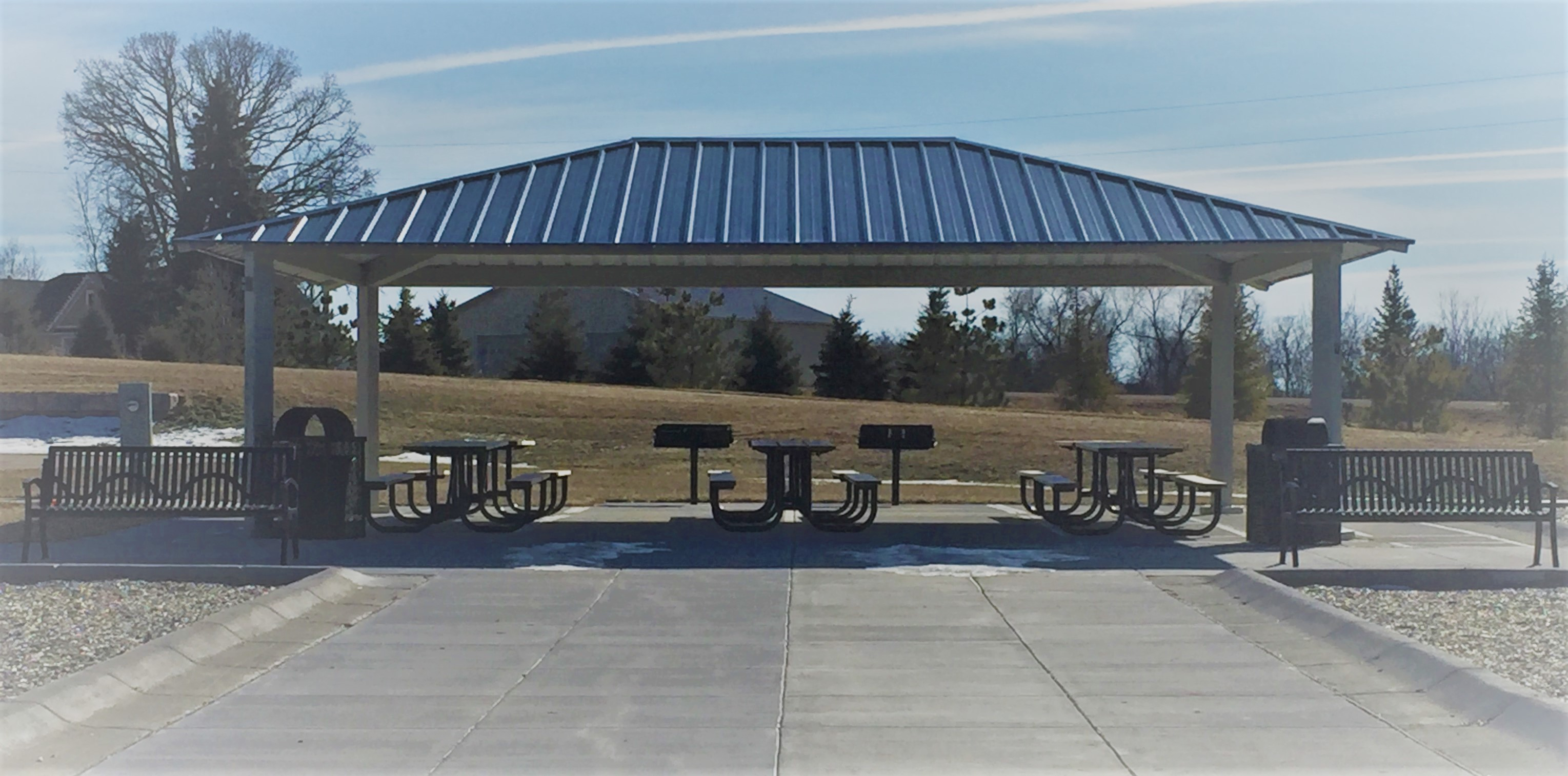 Picnic Area Shelter