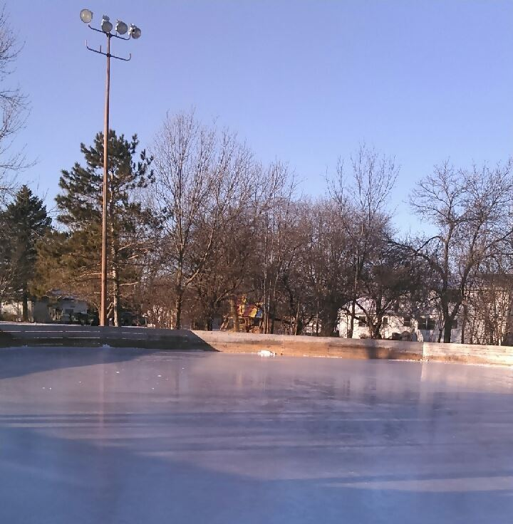 Victoria Lions Ice Rink