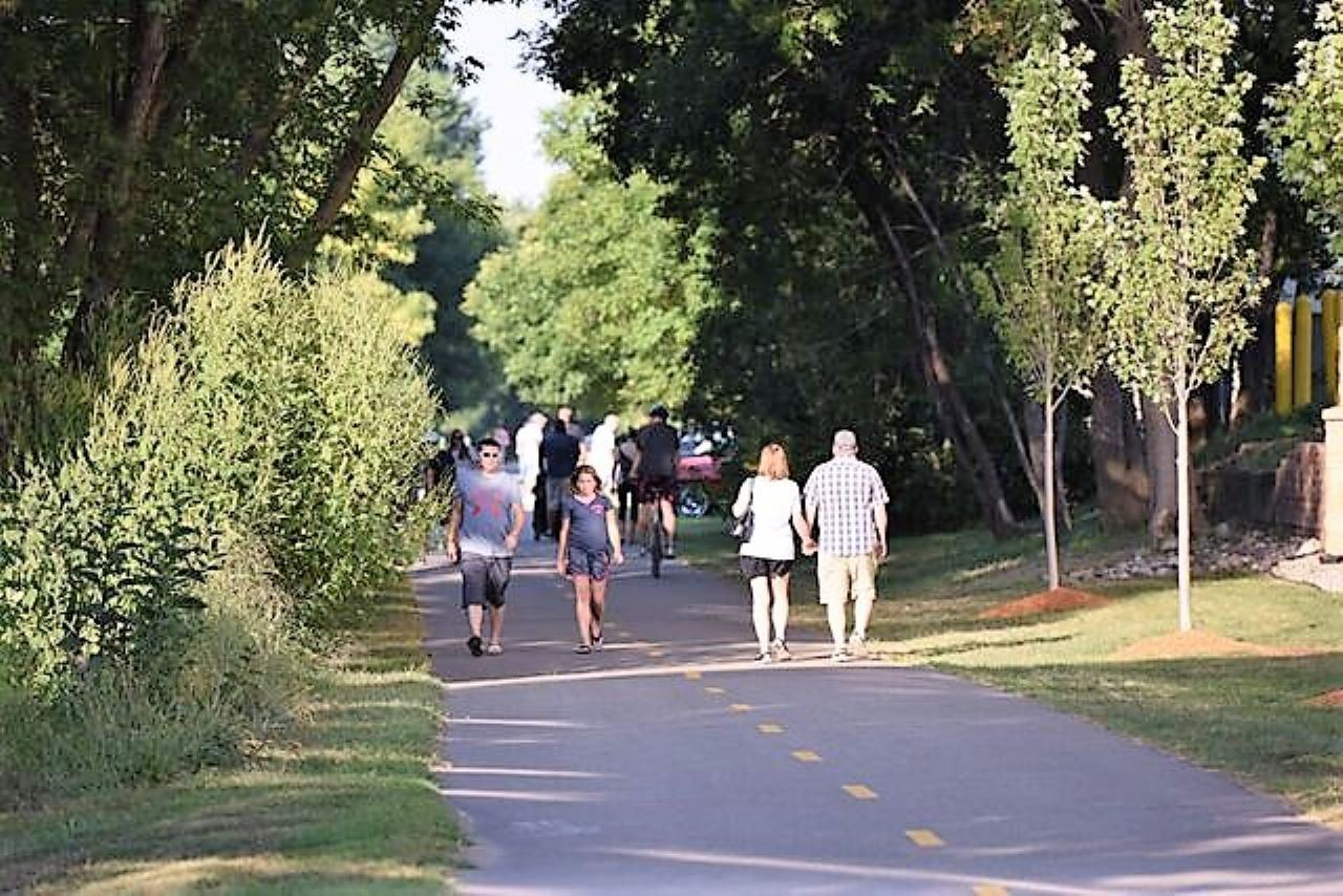 Lake Minnetonka Regional Trail Users