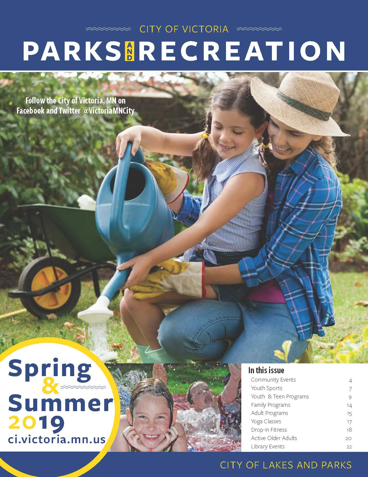 Summer Brochure - cover