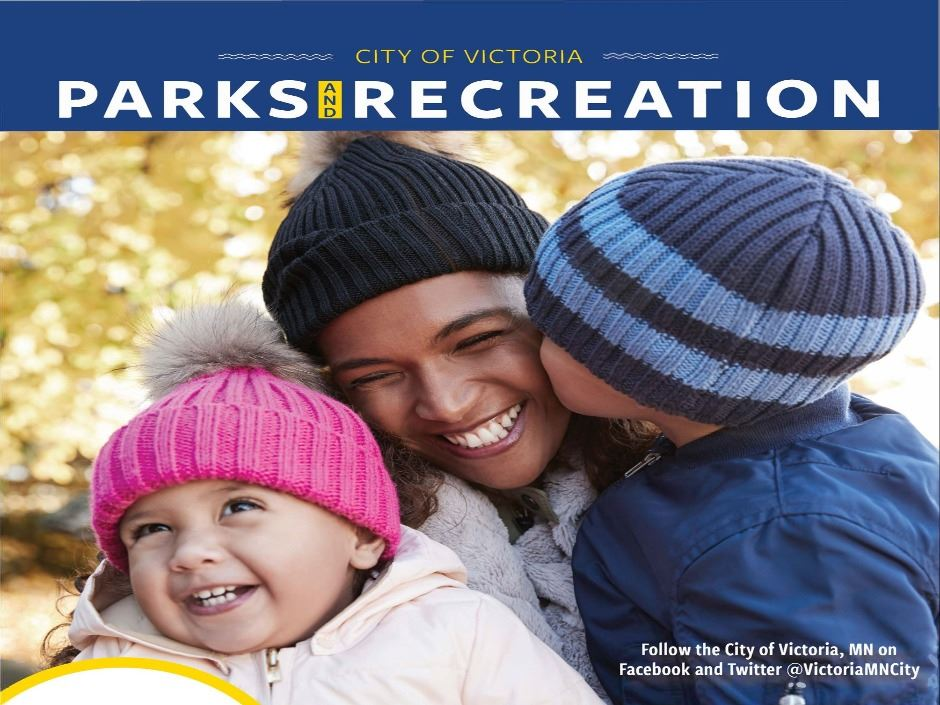Fall 2019 Parks & Recreation Brochure Cover