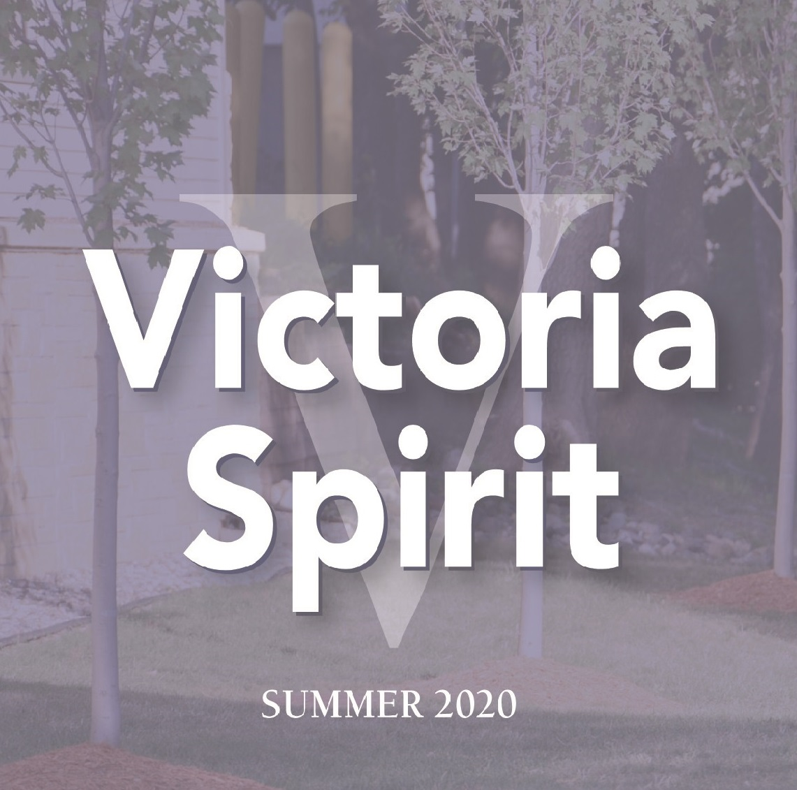 Victoria Spirit masthead for summer 2020