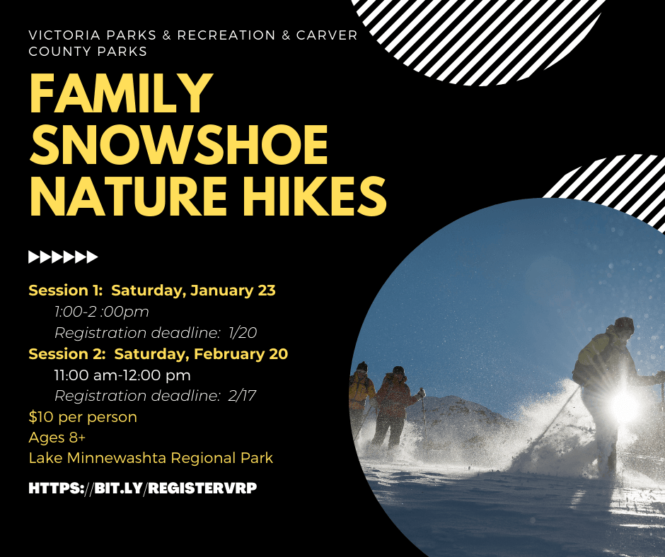 Family Snowshoe Flyer 2021