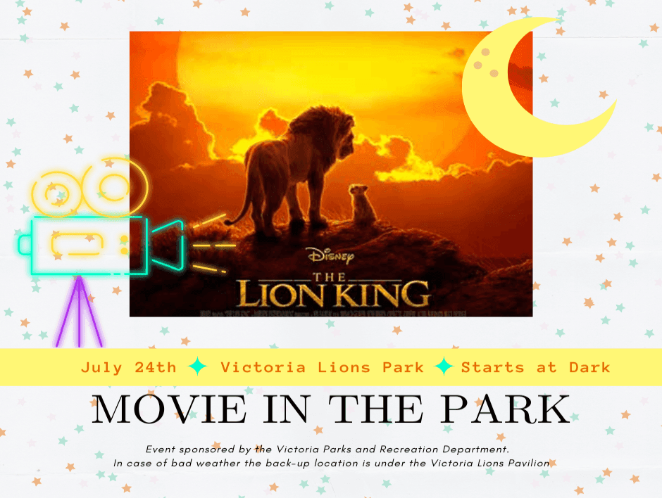 Movie in the Park - Lion King