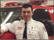 Andrew Heger, Fire Chief